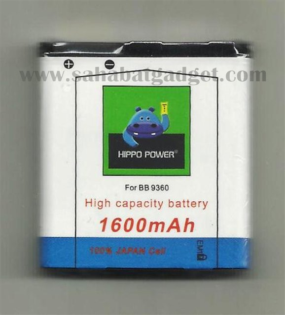 Baterai Blackberry Hippo